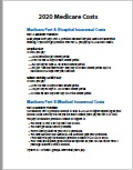 Medicare Costs 2020